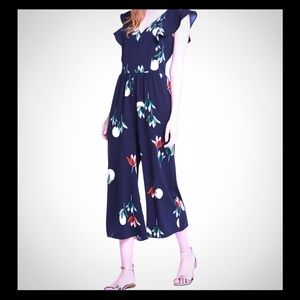 Ann Taylor Factory Flutter Jumpsuit